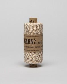"Cord Baker Twine ""Rame-Bianco"""