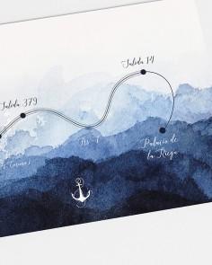"""Mappa """"Acqua"""""""