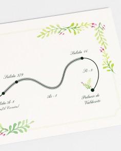 """Mappa """"Primavera"""""""